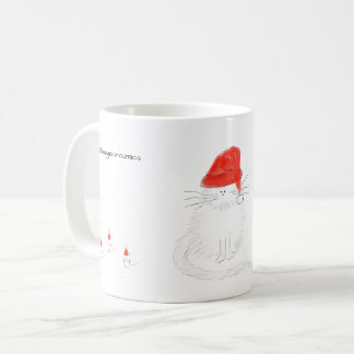 Maggie and Mouse elves Coffee Mug