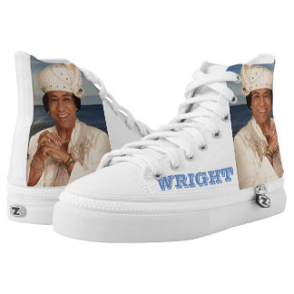 MAGGIE WRIGHT ZIPZ SHOES
