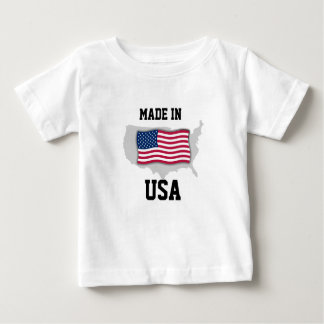 Maggot in USAS Baby T-Shirt