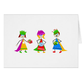 Magi Kids Card