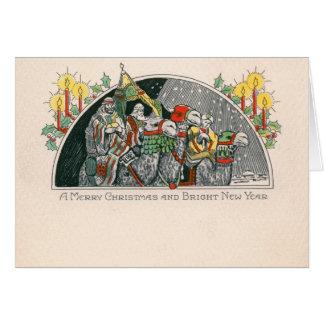 Magi Three Kings Christmas Card