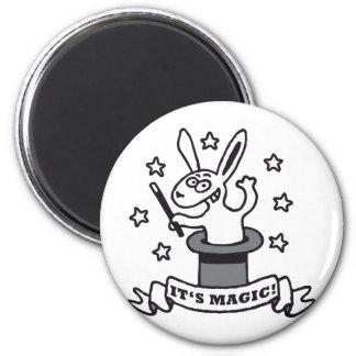 Magic 6 Cm Round Magnet