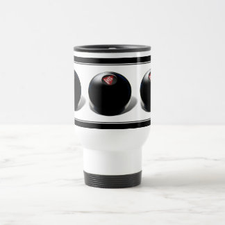 """Magic 8 Ball says, """"Do you really want to know?"""" Coffee Mugs"""