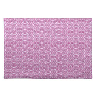 Magic Abstracts Pink and Purple Placemat