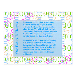 MAGIC ART: go EDIT, choose DARK BACKGROUND color Postcard