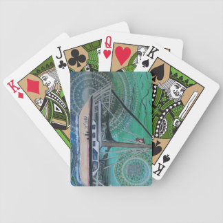 Magic Bicycle Playing Cards