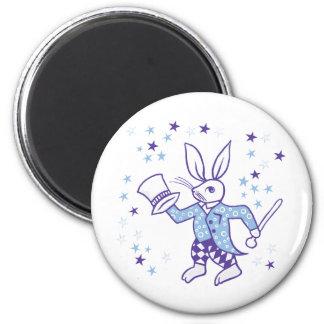 Magic Bunny Fridge Magnet