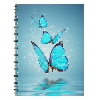 Magic Butterflies Notebook