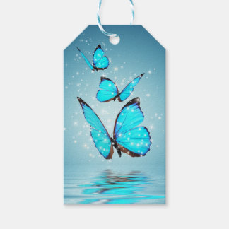 Magic Butterflies Pack Of Gift Tags