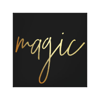 Magic.... Canvas Art