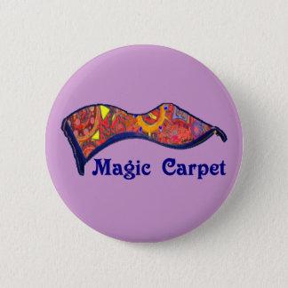 Magic Carpet 6 Cm Round Badge