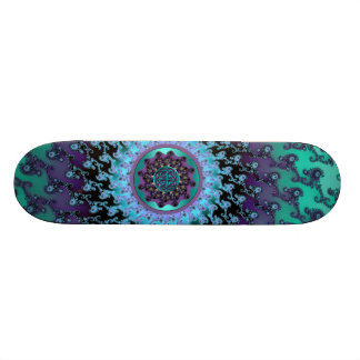 Magic Carpet Ride Celtic Mandala Magic 18.1 Cm Old School Skateboard Deck