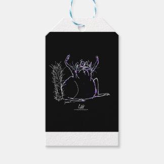 magic cat gift tags