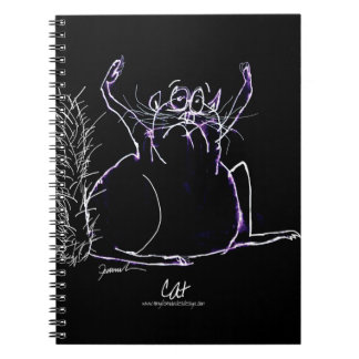 magic cat notebooks