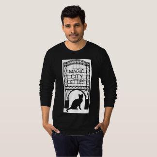 Magic City Kitties Men's Long Sleeve T T-Shirt