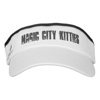 Magic City Kitties Visor