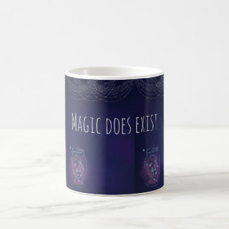 Magic Does Exist FireFly Jar Coffee Mug
