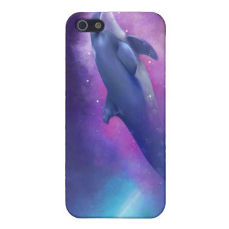 Magic Dolphin Case For iPhone 5/5S