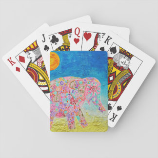 MAGIC ELEPHANT2 PLAYING CARDS