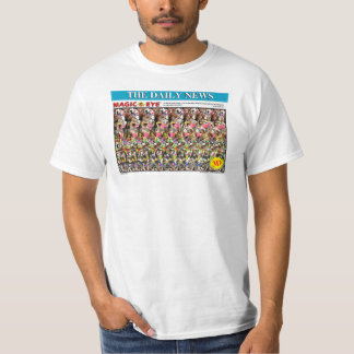"Magic Eye® 3D ""Poker Face"" T-Shirt"
