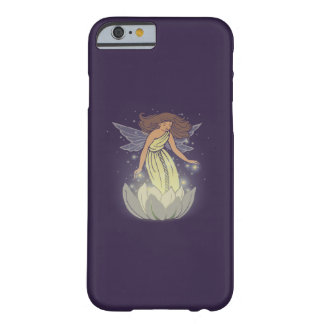 Magic Fairy White Flower Glow Fantasy Art Barely There iPhone 6 Case