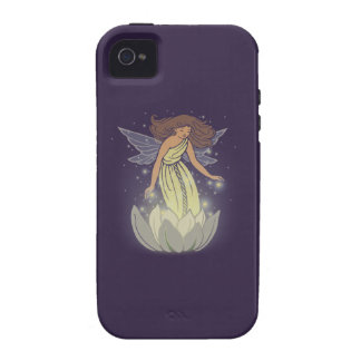 Magic Fairy White Flower Glow Fantasy Art iPhone 4/4S Cover