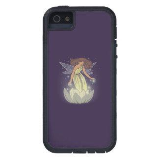 Magic Fairy White Flower Glow Fantasy Art iPhone 5 Cases
