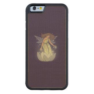 Magic Fairy White Flower Glow Fantasy Art Maple iPhone 6 Bumper
