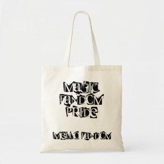 Magic Fandom Pride Budget Tote Bag