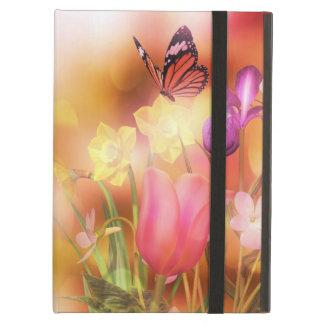 Magic flower garden iPad mini case