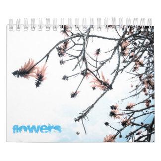 Magic Flowers Wall Calendars