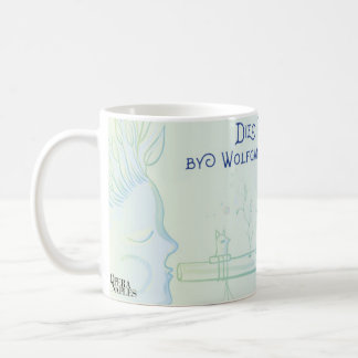 Magic Flute ceramic mug 11oz