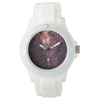 Magic Forest Custom Photography Ladies Watch
