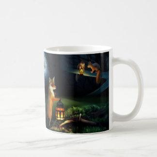 Magic Forest Wildlife Classic Mug