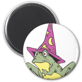 Magic Frog Refrigerator Magnets