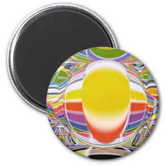 Magic Glow Lamp Magnet