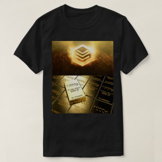 magic gold attraction - black Lyons design j235 T-Shirt