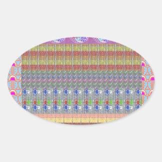 MAGIC Graphic Art Carpet Collage NVN188 NavinJOSHI Stickers