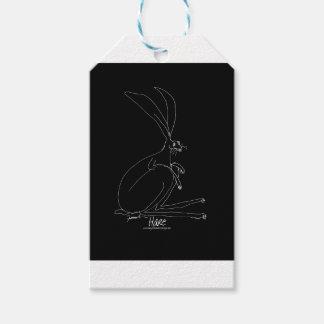magic hare gift tags