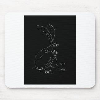 magic hare mouse pad