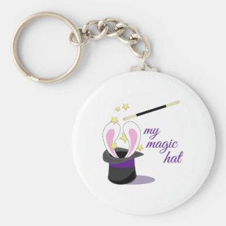 Magic Hat Keychains