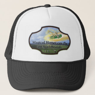 Magic Horse Trucker Hat