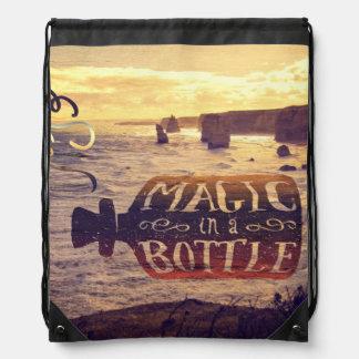Magic in a Bottle Twelve Apostles Great Ocean Road Backpack