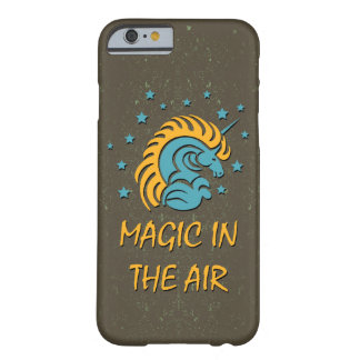 Magic in the air IPhone 6/6S Case by GS
