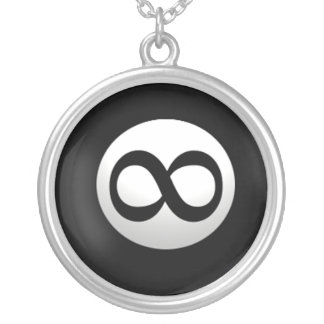 Magic Infinity Ball Necklace