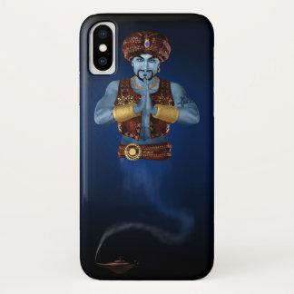 Magic Lamp Genie iPhone X Case