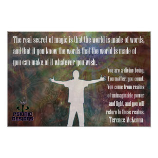 Magic-Light Poster