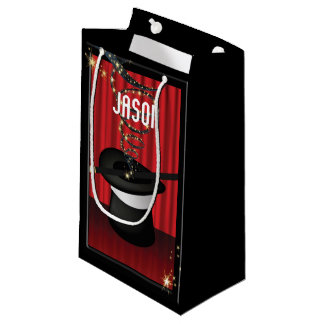 Magic Magician Party SGB Small Gift Bag