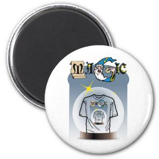 Magic Fridge Magnet