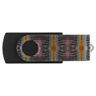 Magic mangrove forest swivel USB 3.0 flash drive